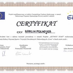 Certyfikat-CROSS-turystyka